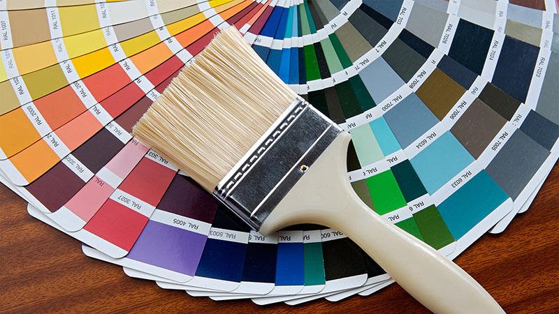 راهنمای انواع رنگ ساختمانی